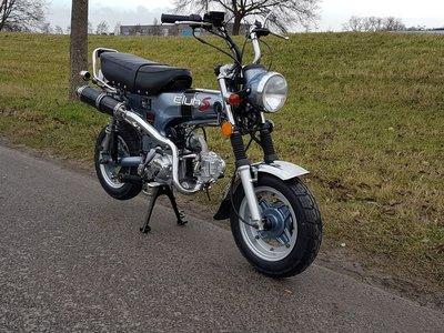 VERKOCHT ! Skymax Club-s, 50cc