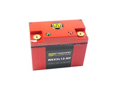 Accu Lithium 12 volt 12 ampere (vervanger voor 5 a 9 ampere)