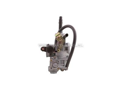 Carburateur C50 NT, C90 NT kopie, brede flens, kabel choke