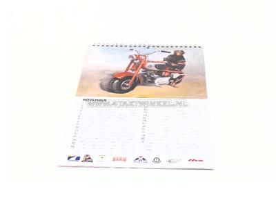 Honda verjaardagskalender