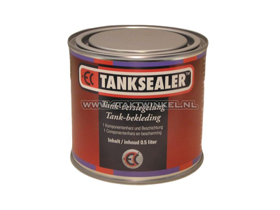Tank sealer / coating, 0,5 liter