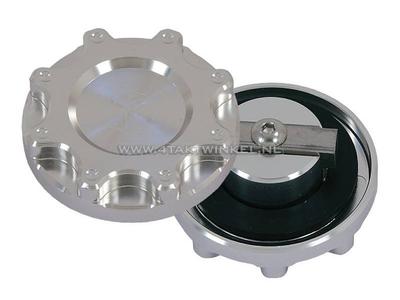 Tankdop Dax, CNC aluminium