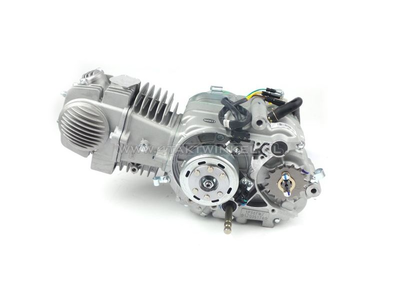 Motorblok, 140cc, handkoppeling, YX, 4-bak