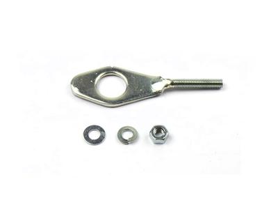 Kettingspanner C50, CD50, links holle as, met moer, origineel Honda