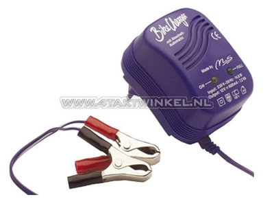 Acculader Slim Charger, 12 volt