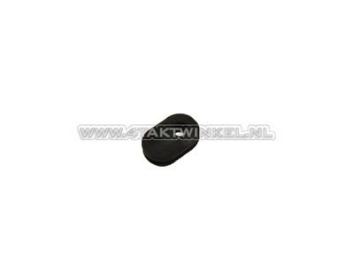 Gaskabel rubbertje SS50, CD50, Dax, Chaly, universeel, origineel Honda