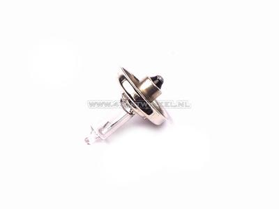 Koplamp P26S, 12 volt, 15 watt, o.a. CB50, CY50, halogeen