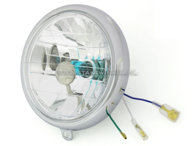 Koplampunit SS50, CD50, OT Dax Diamond 12v lamp