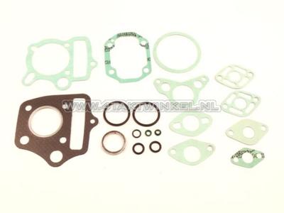 Pakkingset A, kop & cilinder, C50, SS50, Dax, 50cc, Athena