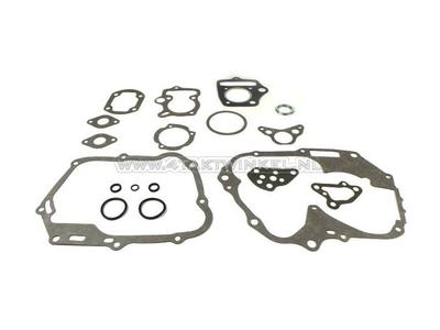 Pakkingset A-B, compleet,  70cc, 85cc, C50, SS50, Dax, Japan KP