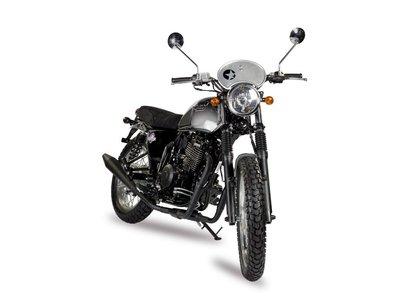 Mash Scrambler 400cc
