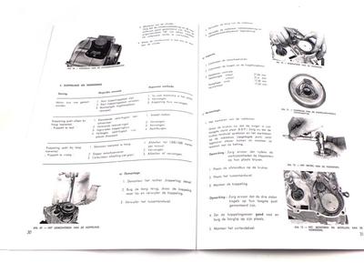 Werkplaatsboek, Honda Amigo, Novio, A4, A-keuze