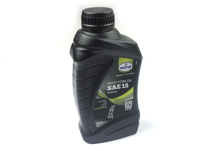 Voorvork olie eurol 500 ml