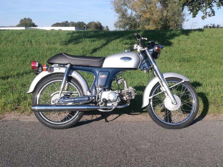 Honda-CD50-Benly,-50cc,-(2)