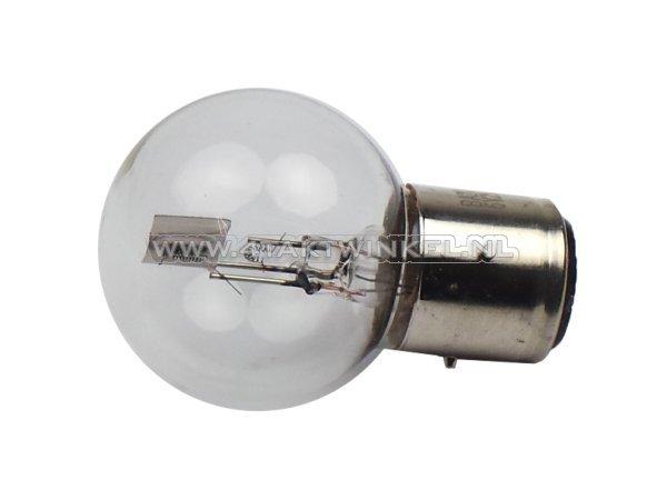 Koplamp-BA21D,-duplo,--6-volt,-25-25-watt,--Dax-3-poot