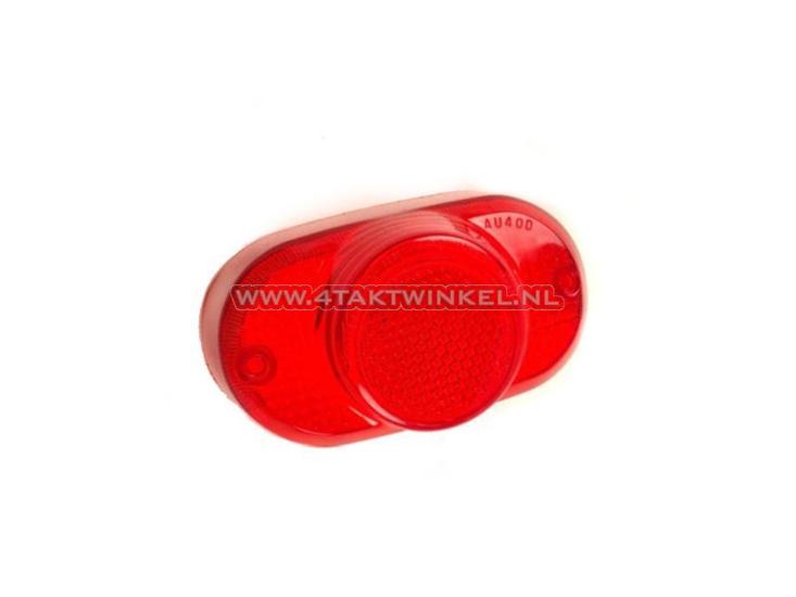 Achterlichtglas-C50-lollypop,-NOS,-origineel-Honda