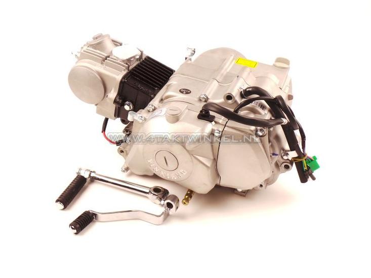 Motorblok,--70cc,-semi-automaat,-YX,-4-bak,-met-startmotor