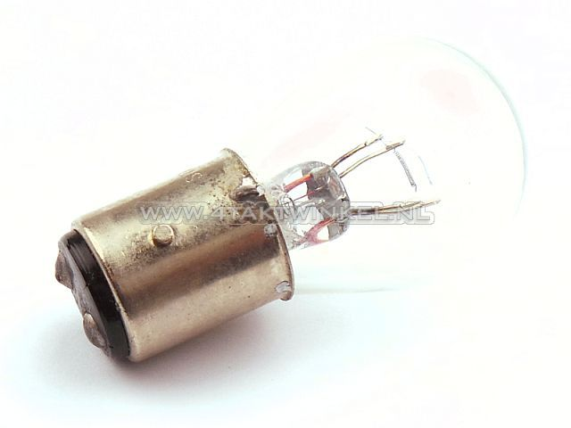 Achterlamp-duplo-BAY15D,--6-volt,-10-3-watt,-Stanley
