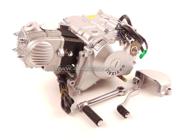 Motorblok,--50cc,-handkoppeling,-YX,-4-bak,-met-startmotor