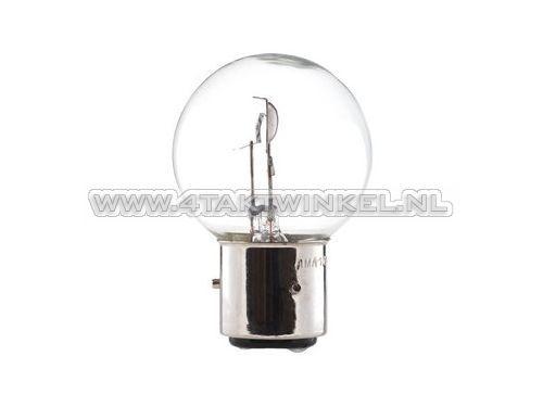 Koplamp-BA21D,-duplo,--6-volt,-35-35-watt,-Dax-3-poot