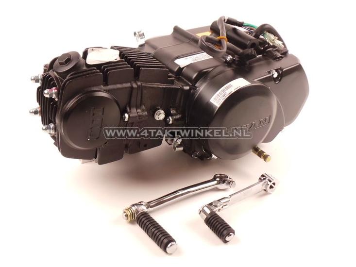 Motorblok,-125cc,-handkoppeling,-Lifan,-4-bak,-zwart