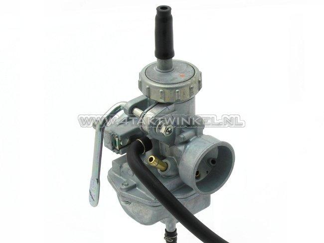 Carburateur-SS50,-CB50,-16mm,-brede-flens,-Keihin,-origineel-Honda,-NOS