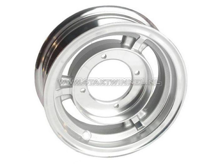 """Velg-Monkey-8""""-aluminium,-tubeless,-2.75,-zilver"""