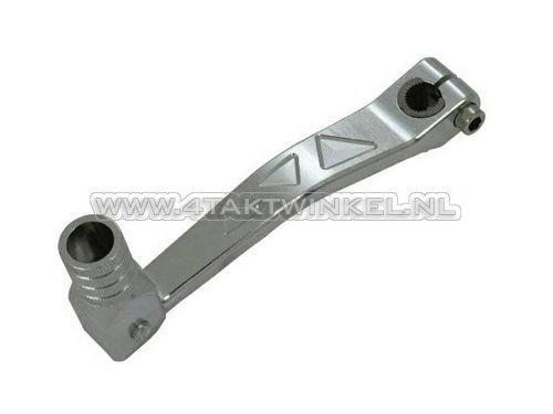 Schakelpook,-CNC-zilver