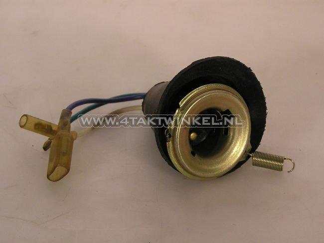 Fitting-koplamp,-Dax,-C50,-BA20d,-imitatie