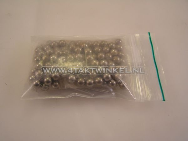 Balhoofdkogels-6mm-PC50,-P50,-per-set