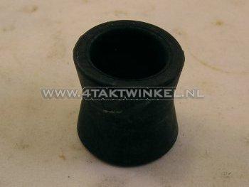 Schokbreker-oog-rubber-16-23-SS50,-CD50,-C50,-Dax,-PC50-boven,-origineel-Honda