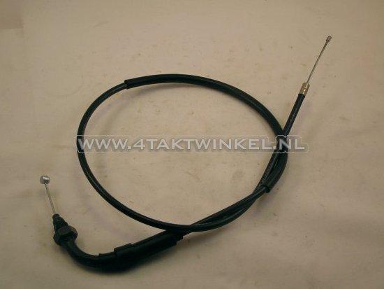 Gaskabel,-C50-NT,-72cm,-met-bochtje,-origineel-Honda