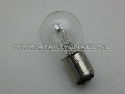 Koplamp-BAX15D,-duplo,-12-volt,-25-25-watt,-o.a.-SS50,-CD50