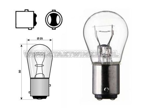 Achterlamp-duplo-BAY15D,-12-volt,-21-5-watt