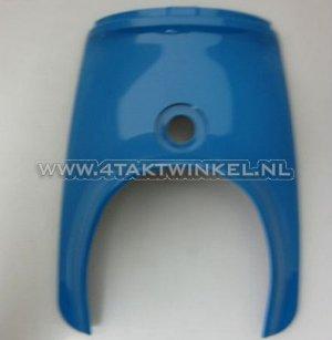 Kapje-boven-spatbord,-C50-NT-blauw,-origineel-Honda