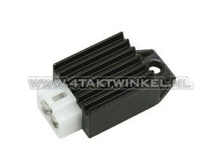 Spanningsregelaar,-12v-4-polig-accu-&-verlichting