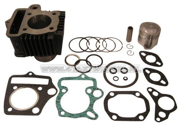 Cilinderset,-met-zuiger-&-pakking-70cc,-OT50-kop-72cc-opdr.-staal,-Japans