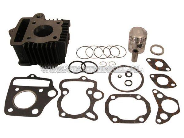 Cilinderset,-met-zuiger-&-pakking-50cc,-Honda-OT,-Japans