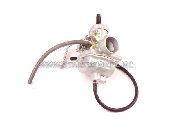 Carburateur-SS50,-CB50,-20mm,-brede-flens,-Keihin,-origineel-Honda