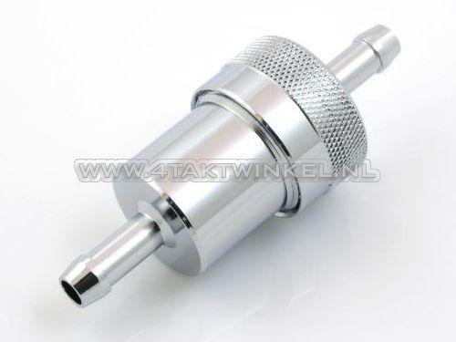 Benzinefilter,-reinigbaar,-aluminium