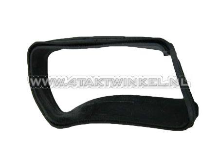 Luchtfilterhuis-rubber,-C50,-C70,-C90,-onder-kapje,-NOS,-origineel-Honda