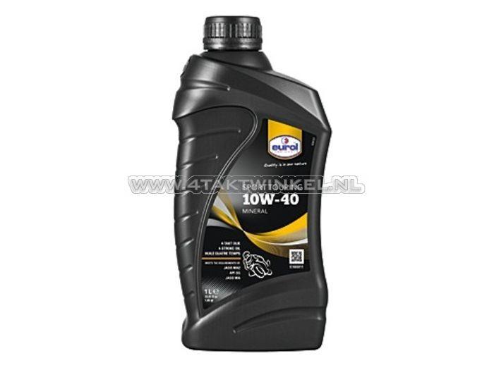 Olie-Eurol-10w-40-mineraal-1-liter