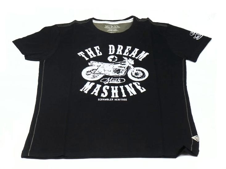 T-shirt-Mash,-Von-Dutch-L
