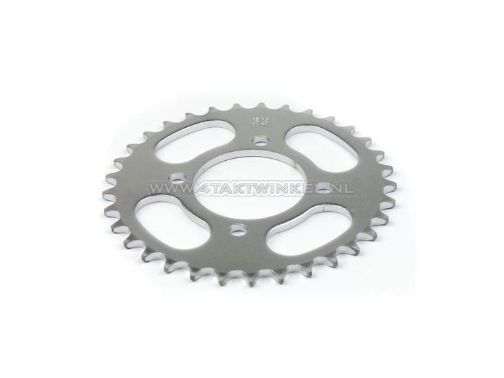 Achtertandwiel-C310,-C320,-33-T-415-ketting