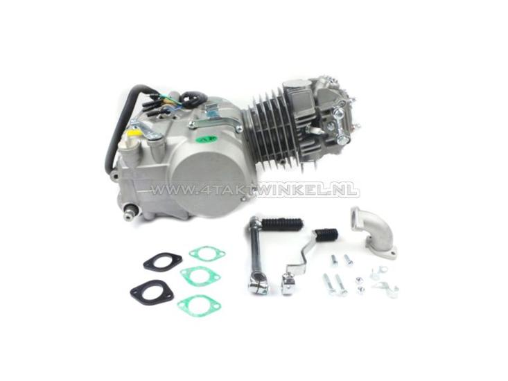 Motorblok,-140cc,-handkoppeling,-YX,-4-bak