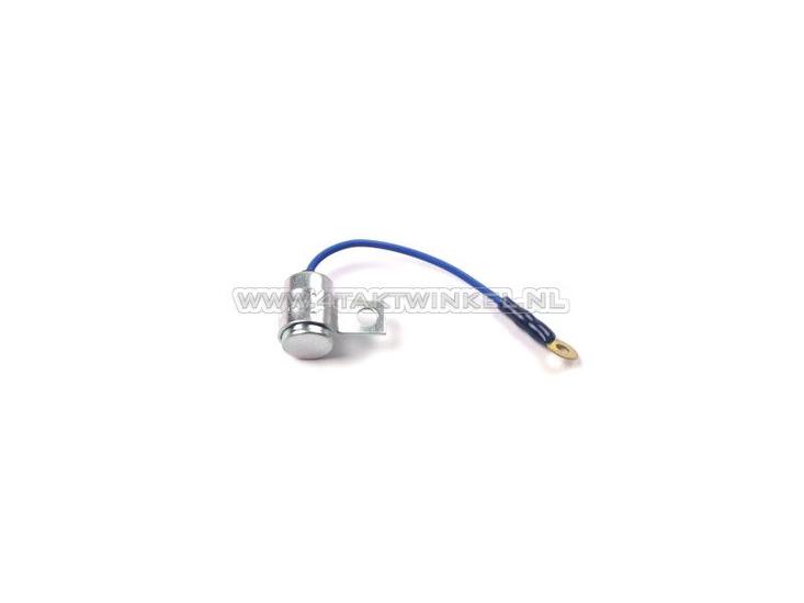 Condensator,-Novio,-Amigo-of-PC50,--universeel-met-draadje-en-beugeltje