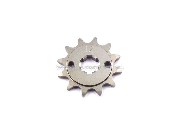 Voortandwiel,-415-ketting,-17mm-as,-12,-C310,-PC50,-PS50