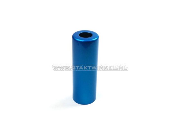 Schokbreker-bus-staal,-SS50,-CD50,-alternatief--origineel-Honda,-blauw