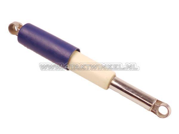 Schokbreker-los-330mm,-Novio,-Amigo,-blauw,-NOS,-origineel-Honda